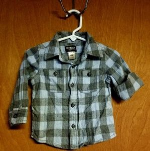 12 month Flannel